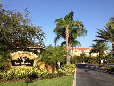 Villas of San Marino, Palm Harbor Florida